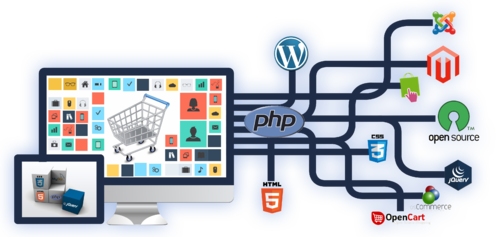 ecommerce website development company in ahmednagar