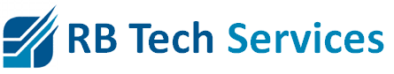 RB Tech Servicve Logo
